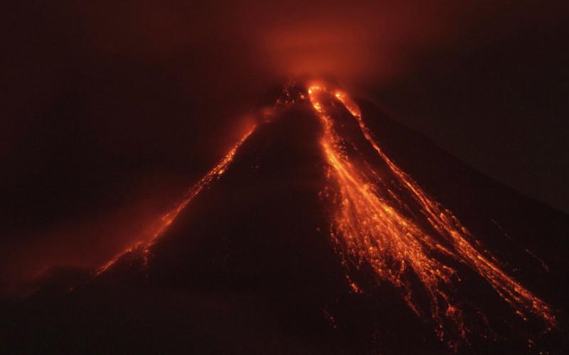 Un nouvel essai nucléaire nord-coréen pourrait réveiller un volcan