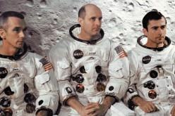 Les astronautes d'Apollo 10 ont entendu une étrange musique derrière la Lune