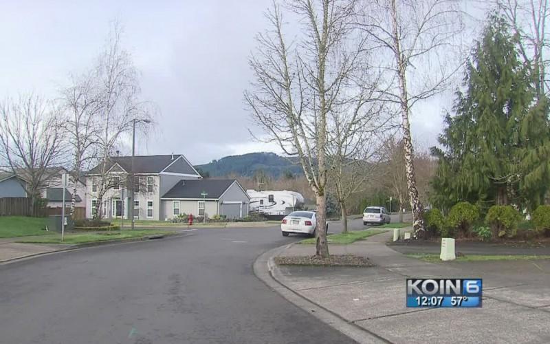 """Un bruit """"épouvantable"""" glace le sang d'une communauté de l'Oregon"""