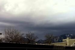 Lumière non identifiée filmée dans le Colorado (03/2016)