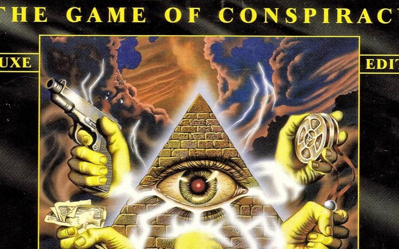 Toutes les cartes du jeu Illuminati