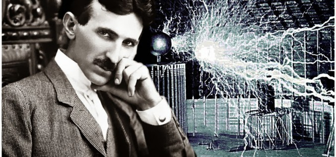 Nikola Tesla, le génie du tonnerre