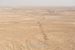 Jordanie: un mur de 150 km de long déconcerte les archéologues