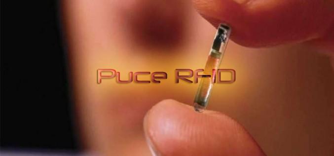 Puce RFID – Le contrôle total
