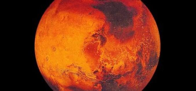MARS Le nouveaux projet Humanité