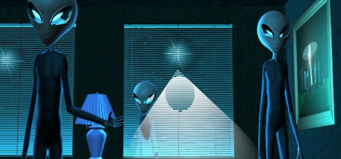Découverte d'implants extraterrestres sur des abductés !