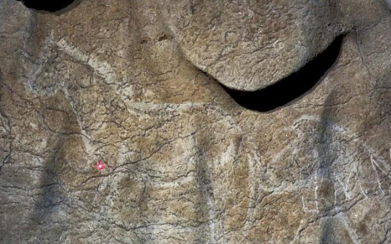 Découverte de peintures rupestres de 12.000 ans au Pays basque