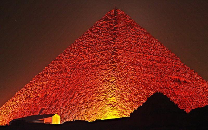 Grande pyramide de Gizeh : une merveille imparfaite
