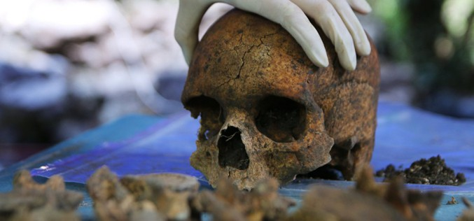 Un crâne qui fait réécrire l'histoire de l'humanité
