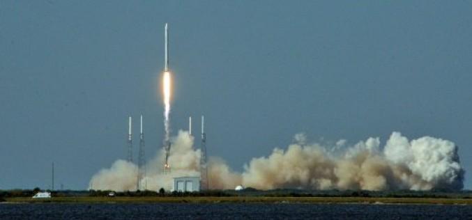 SpaceX lance son vaisseau Dragon vers l'ISS lundi
