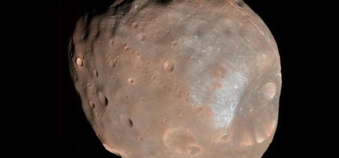 Mars: Le mystère des deux lunes de la planète rouge enfin expliqué ?