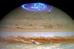 Les magnifiques aurores boréales sur Jupiter capturées par Hubble