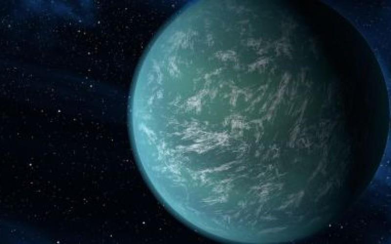 """Deux grosses planètes """"potentiellement habitables"""" découvertes autour d'une étoile naine"""
