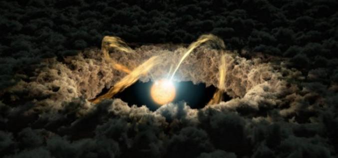 Cette étoile qui passionne les scientifiques est de plus en plus bizarre