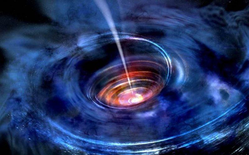 Un tout nouveau trou noir observé pour la première fois par les astronomes