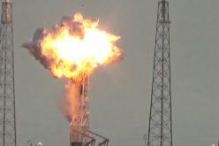 L'explosion de la fusée Falcon 9 reste un mystère