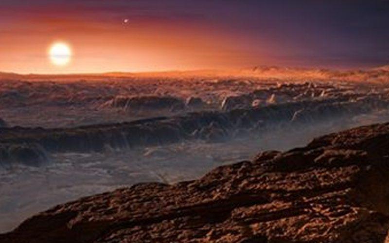 La planète Proxima b, recouverte d'un océan ?