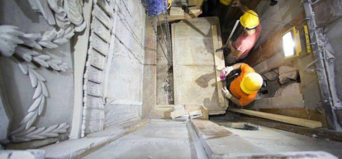 Mystère autour de l'ouverture du tombeau de Jésus à Jérusalem