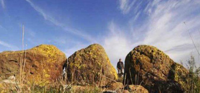 Découverte d'une formation en pierre de 11000 ans en Australie
