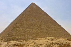 Deux nouvelles cavités découvertes dans la pyramide de Khéops