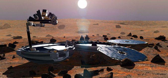 Mars, nécropole spatiale des sondes terriennes
