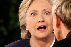 Clinton traitée d'Antéchrist par certains agents du FBI