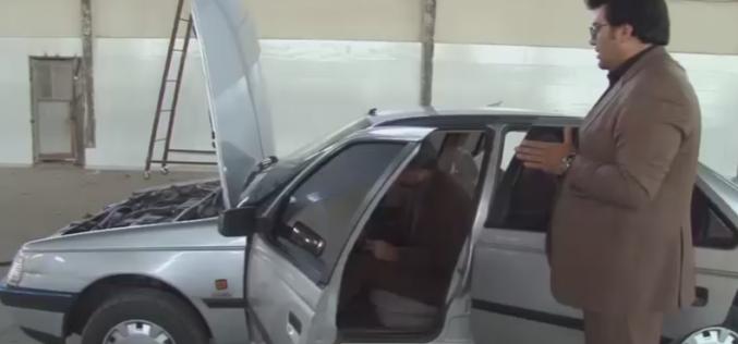 Un scientifique iranien présente une voiture écologique qui fonctionne à l'eau