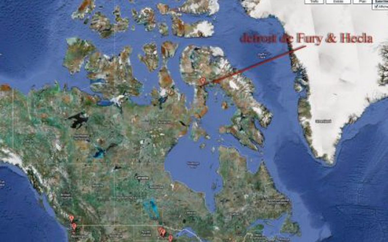 Le mystère du bruit venu du fond de l'océan Arctique