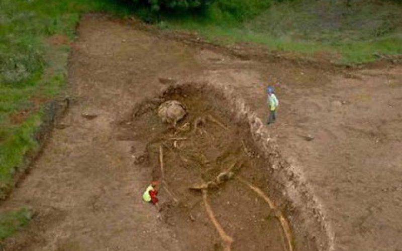 Les géants – preuves archéologiques
