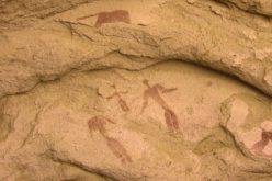 Une curieuse peinture rupestre de 5.000 ans découverte en Égypte