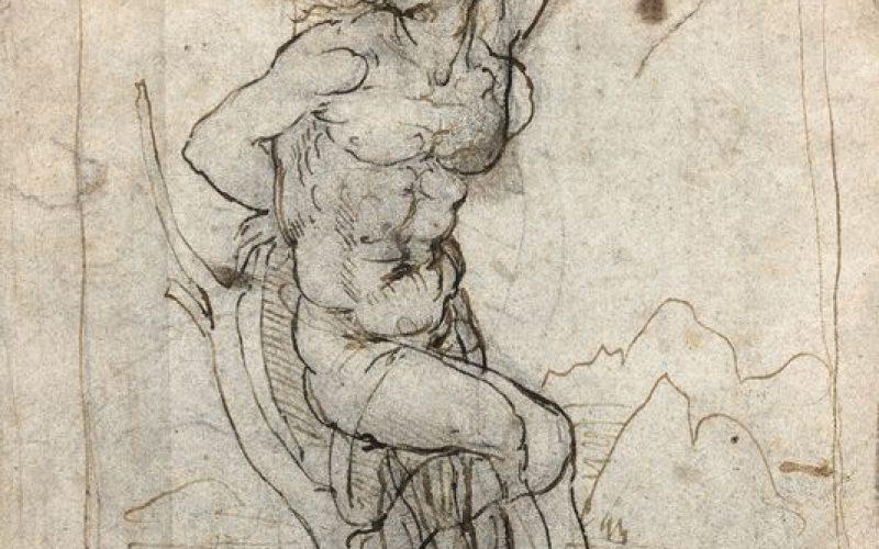 Le mystère d'un dessin attribué à Léonard de Vinci