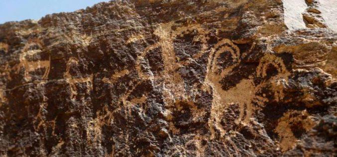 Le mystère des gravures rupestres multimillénaires d'Iran