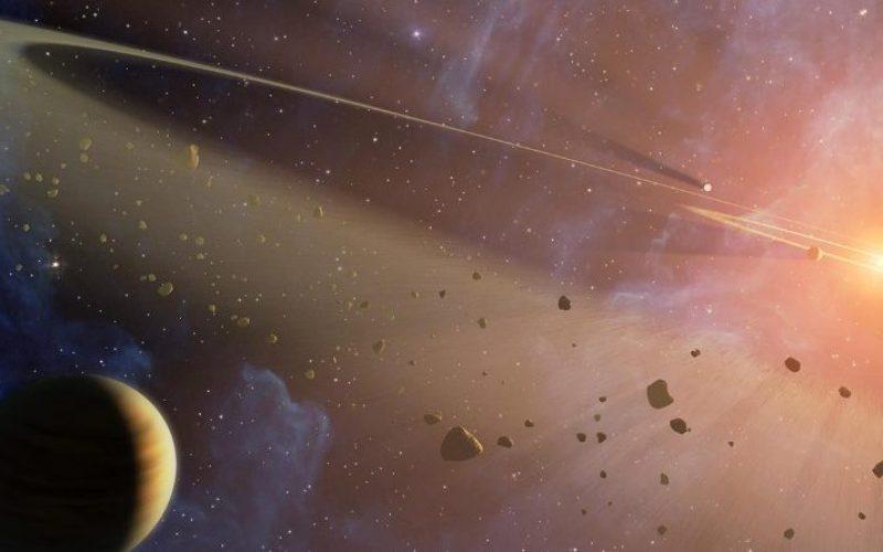 Une théorie cohérente pour expliquer le mystère autour du comportement de l'étoile de Tabby