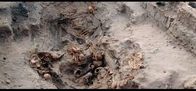 Le temple aux 7000 squelettes aux cranes alongés