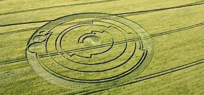 Éclaircir le mystère des crop circles : « Nous devrions être plus humbles »