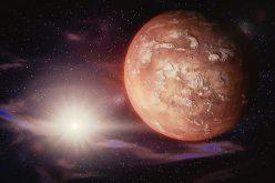 MarsUne collision entre la Terre et Mars n'est pas à exclure