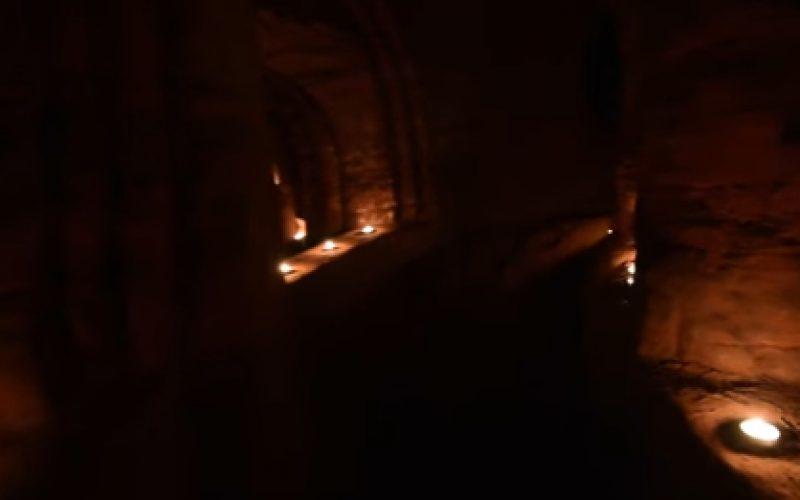 Découverte d'une grotte de 700 ans utilisée par les Templiers