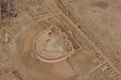 Images aériennes de Palmyre libérée de Daesh