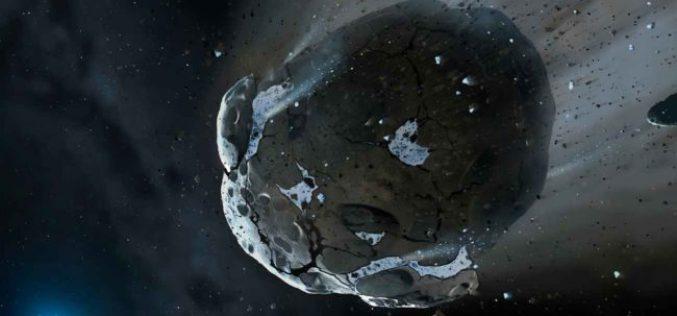 Un astéroïde va frôler la Terre ce mercredi