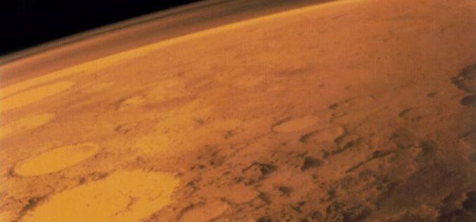 Le mystère des métaux de l'atmosphère martienne