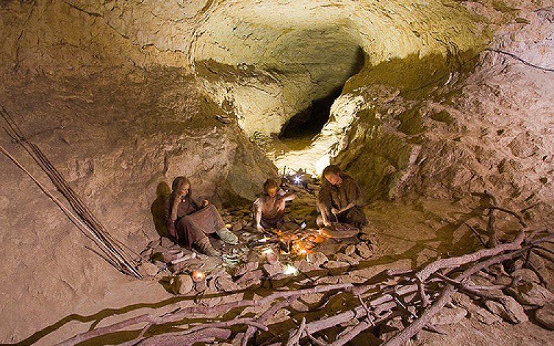 L'ADN des hommes préhistoriques retrouvé dans la boue des grottes