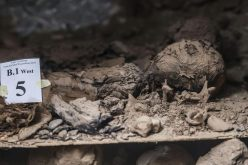 17 momies retrouvées en Égypte