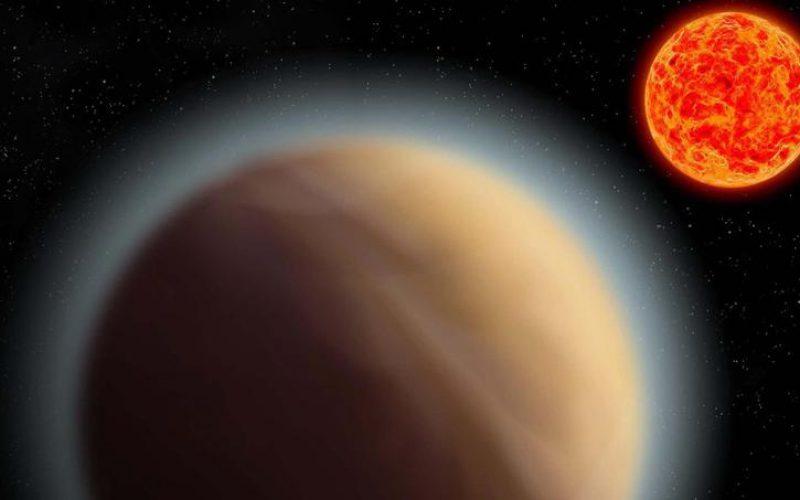 Une atmosphère découverte autour d'une «petite» planète rocheuse