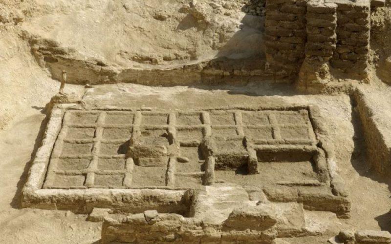 Un exceptionnel jardin funéraire de 4000 ans découvert en Egypte