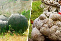 Ces étranges pierres peuvent grandir, se déplacer et se multiplier par elles-mêmes