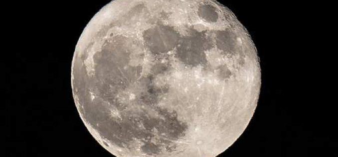 La Lune serait riche en eau