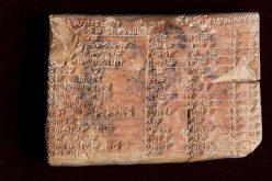 Les Babyloniens auraient inventé une trigonométrie bien plus simple que la nôtre