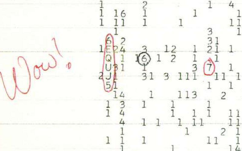 L'énigme du signal potentiellement extraterrestre a 40 ans