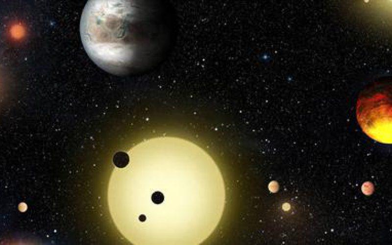 Près de 1300 planètes découvertes par la NASA
