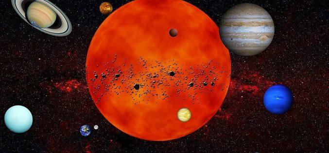 Une étoile errante mystérieuse à l'origine d'anomalies dans notre Système solaire ?